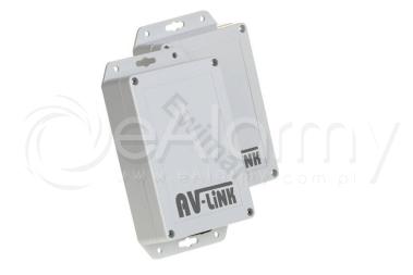 AV-500-4HD-L Zestaw bezprzewodowej transmisji video Ewimar