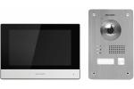 DS-KIS703-P Zestaw wideodomofonowy IP dwużyłowy HIKVISION