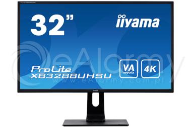 ProLite XB3288UHSU Monitor 32'' VA 4K IIYAMA