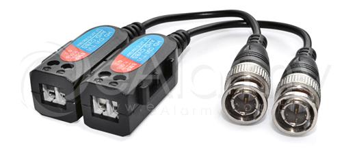 EVX-T803-4K Pasywny transformator wideo 8 Mpx - zestaw 2 sztuk