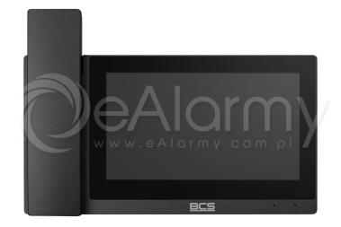 BCS-MON7500B-S Monitor wideodomofonowy IP BCS