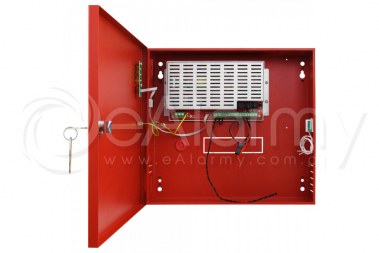 EN54C-2A7 Zasilacz buforowy do SSP, 2A, 2x7Ah PULSAR