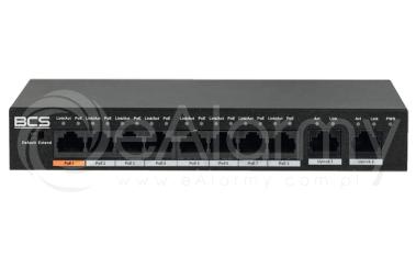 BCS-L-SP0802G Switch PoE BCS 8x PoE, 2x RJ45