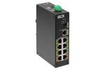 BCS-L-SP08E01G-1SFP Switch PoE BCS 8x PoE, 1x RJ45, 1x SFP