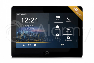 NW-VI10S-B Monitor kolorowy HD 10 cali NEXWEI