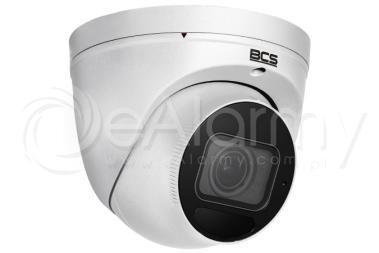 BCS-P-264R3WSM-II Kamera IP, 4.0 Mpx, 2.7-13.5mm, kopułowa BCS POINT