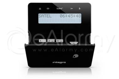 INT-KLFR-B SATEL Manipulator LCD