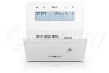 INT-KWRL2-W Manipulator LCD, bezprzewodowy SATEL