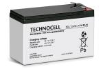 Akumulator AGM 12V 7,2Ah TCL7,2-12 TECHNOCELL