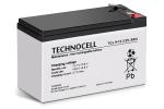 Akumulator AGM 12V 9Ah TCL9-12 TECHNOCELL