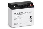 Akumulator AGM 12V 18Ah TCL18-12 TECHNOCELL
