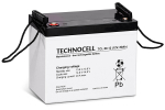 Akumulator AGM 12V 80Ah TCL80-12 TECHNOCELL