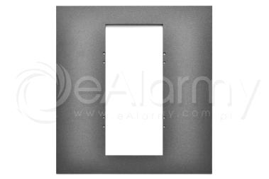 OP-MASK 280x300 Maskownica do paneli Optima, grafit ELFON