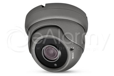 EVX-FHD502IR-III-G Kamera kopułowa 4w1, 5 Mpx, grafitowa EVERMAX