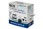BCS-U/UTP-CAT5E-PE+G Przewód UTP kat. 5e BCS [BOX 305m]
