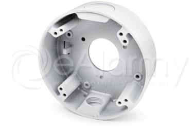 EVX-CD-S-W Dodatkowy pierścień mocujący do kamer, biały EVERMAX