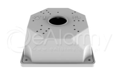 EVX-C-X1 Dodatkowy pierścień mocujący do kamer, biały EVERMAX