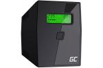 UPS01LCD Zasilacz awaryjny 600VA 360W Green Cell