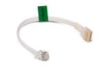 RJ/PIN5-LCD Przejściówka do kabla DB9F/RJ na standard PIN-5 SATEL