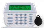 WT5500P DSC Bezprzewodowa klawiatura z czytnikiem o komunikacji dwukierunkowej do centrali ALEXOR