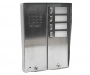 5025/4D Panel rozmówny z daszkiem oraz 4 przyciskami wywołania URMET MIWUS