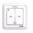LT 84U-SD Przycisk przewietrzania podtynkowy z sygnalizacją diodową ENG D+H