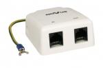 NVS-100E/P Ogranicznik przepięć w torze transmisji sieciowej z wykorzystaniem technologii PoE NOVUS