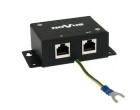 NVS-100E/O - Ogranicznik przepięć w torze transmisji sieciowej wykorzystującym linie napowietrzne NOVUS