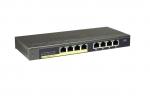 GS108PE-300EUS ProSafe Plus Switch 8-Port Gigabit Ethernet with 4-port PoE Netgear