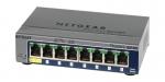 GS108T-200GES Przełącznik 8 Portów LAN ProSafe Gigabit Smart Netgear