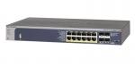 GSM5212P-100NES Przełącznik PROSAFE 12x GIGABIT + 2x POE+ Netgear