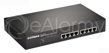 GS-1008P Edimax 8-port Gigabit Switch with 8ports POE (150W) 802.4at