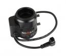 ST-L0308IR2MP Soest Obiektyw megapixelowy z korekcją IR, ogniskowa 3-8mm