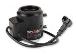 ST-L2812IR2MP Soest Obiektyw megapixelowy z korekcją IR, ogniskowa 2.8-12mm