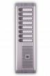 925/108 URMET Panel jednorzędowy, 8 przycisków wywołania