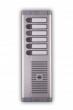 925/106 URMET Panel jednorzędowy, 6 przycisków wywołania