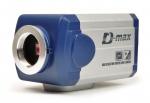 DCC-524FD Kamera stacjonarna 700TVL, 12V DC / 24V AC D-Max