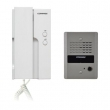 Zestaw domofonowy: unifon DP-2HPR + stacja bramowa DR-2GN COMMAX