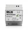 BCS-ZA2425 Zasilacz impulsowy, 24V DC na szynę DIN, do systemu wideodomofonowego IP BCS