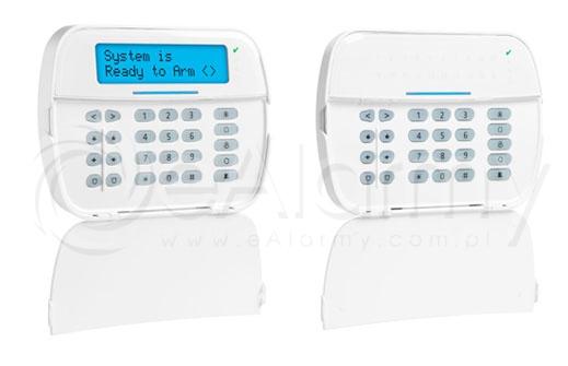 Manipulatory systemu Neo Power dostępne w wersji LCD (HS2LCDR) oraz LED (HS2LED)