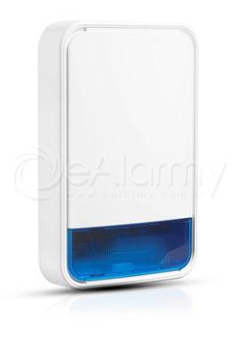 PG9911 Zewnetrzny sygnalizator akustyczno-optyczny z rodziny urządzeń alarmowych Neo Power Series