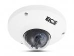 BCS-DMIP1200A Kamera IP 2.0 Mpx, kopułowa BCS
