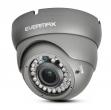 EVX-AHD201IR-G Kamera kopułowa zewnętrzna AHD / analog , 1080P FullHD, Dzień/Noc, 2.4Mpx SONY Exmor CMOS, OSD UTC EVERMAX