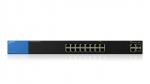 LGS318-EU Switch Smart 18 portów Gigabit Ethernet Linksys