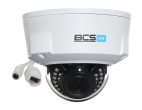 BCS-DMIP5500AIR Kamera IP 5.0 Mpx, kopułowa, zasięg IR do 20m BCS