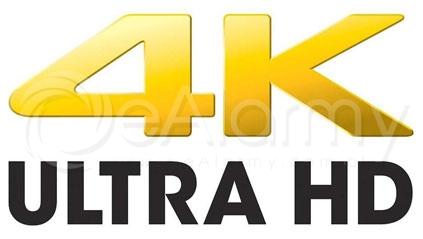 4K Standard wysokiej rozdzielczości ekranowej Ultra High Definition UHD
