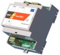 Hub-IQPLC-D4M Koncentrator systemowy sieci SmartPLC dla systemu IQPLC ROPAM