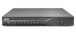 BCS-NVR08025ME-P Rejestrator sieciowy, 8 kanałów IP, 2x HDD, 5MPx, switch PoE BCS