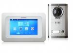 Zestaw: monitor podtynkowy KW-S709TC-W + kamera KW-1380MC-1BS wideodomofon KENWEI
