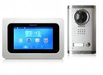 Zestaw: monitor podtynkowy KW-S709TC-B + kamera KW-1380MC-1BS wideodomofon KENWEI